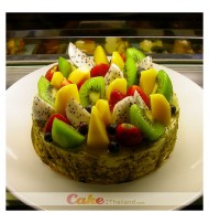 cheesecake&freshfruit